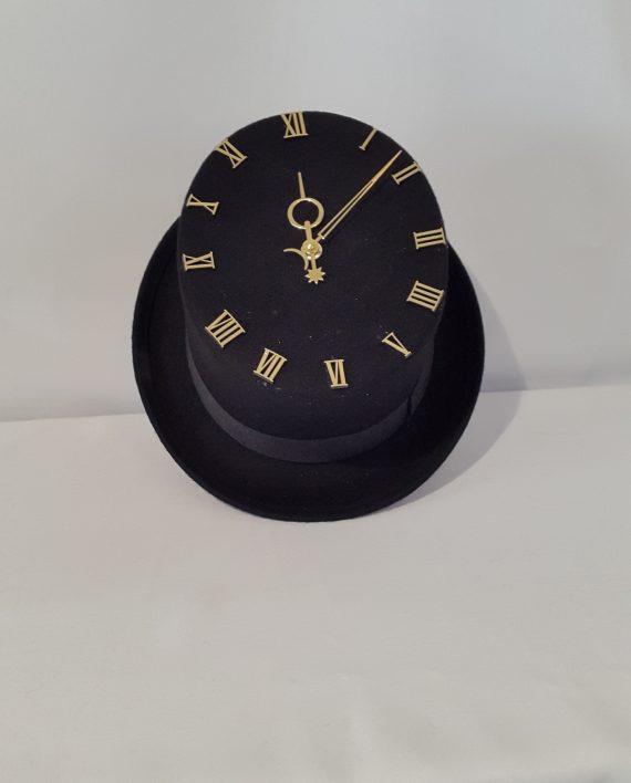 Zylinder mit Uhr