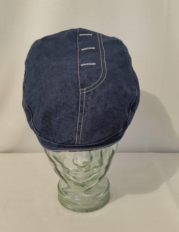 Mayser Mütze aus Jeansstoff